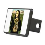 Mona & Border Terri Rectangular Hitch Cover