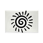 Mona & Border Terri 5.25 x 5.25 Flat Cards