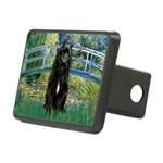 Bridge / Bouvier Rectangular Hitch Cover