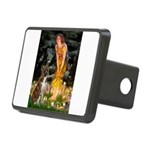 Fairies & Boxer Rectangular Hitch Cover