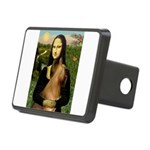 Mona / Briard Rectangular Hitch Cover