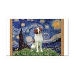 Starry / Brittany S Rectangle Car Magnet