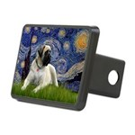 Starry / Bullmastiff Rectangular Hitch Cover