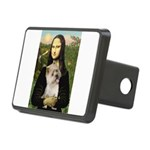 Mona / Cairn T (brin) Rectangular Hitch Cover