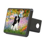 Garden & Tri Cavalie Rectangular Hitch Cover
