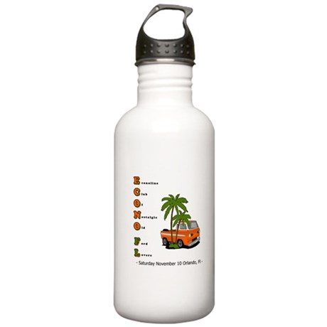ECONO FL 2012 logo Stainless Water Bottle 1.0L