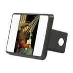 Madonna & Tri Cavalier Rectangular Hitch Cover