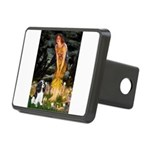 Fairies / Cavalier Rectangular Hitch Cover