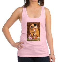 The Kiss & Cavalier Racerback Tank Top