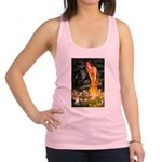 Fairies & Chihuahua Racerback Tank Top