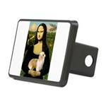Mona/Puff Rectangular Hitch Cover