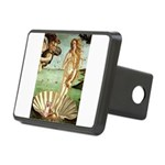 Venus/Puff Crested Rectangular Hitch Cover