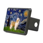 Starry/Puff Crested Rectangular Hitch Cover