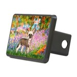 Garden / Chinese Crested Rectangular Hitch Cover