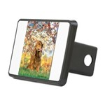 Spring /Cocker Spaniel (buff) Rectangular Hitch Co