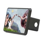 Creation / Collie Rectangular Hitch Cover