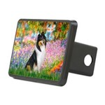 Garden / Collie Rectangular Hitch Cover