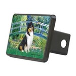Bridge / Collie (tri) Rectangular Hitch Cover