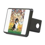 Spring / Collie Rectangular Hitch Cover