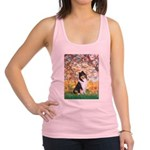 Spring / Collie Racerback Tank Top
