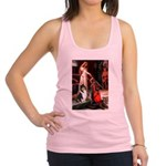 Accolade / Collie (tri) Racerback Tank Top