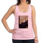 Mom's Coton Racerback Tank Top