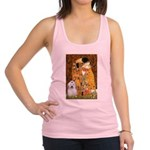 The Kiss / Coton Racerback Tank Top