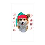 Irises / Coton 5.25 x 5.25 Flat Cards