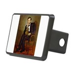 Lincoln's Dachshund Rectangular Hitch Cover