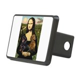 Mona Lisa's Dachshunds Hitch Cover