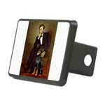Lincoln's Doberman Rectangular Hitch Cover