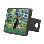 Bridge / Doberman Rectangular Hitch Cover