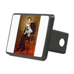 Lincoln's English Bulldog Rectangular Hitch Cover