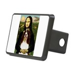 Mona/ English Springer Rectangular Hitch Cover