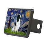 Starry / Eng Springer Rectangular Hitch Cover