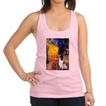 Cafe / Eng Springer Racerback Tank Top