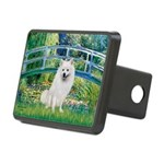Bridge / Eskimo Spitz #1 Rectangular Hitch Cover