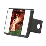 Angel / Smooth T (#1) Rectangular Hitch Cover