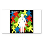 Lilies / Fr Bulldog (f) 5.25 x 5.25 Flat Cards