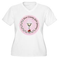 DC Girls Getaway.png T-Shirt