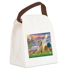 Cloud Angel / Lakeland Terrie Canvas Lunch Bag
