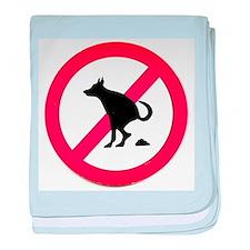 No pooping baby blanket
