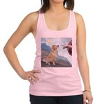 God's Golden (#11) Racerback Tank Top