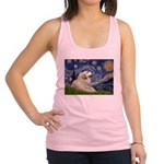 Starry / Gr Pyrenees Racerback Tank Top