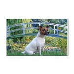 Bridge / JRT Rectangle Car Magnet