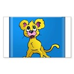 Mona / Norfolk Terrier Sticky Notepad