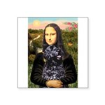 Mona Lisa's PWD (5) Square Sticker 3