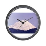 Mount Saint Helens Wall Clock