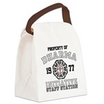 Property of Dharma - Staff Canvas Lunch Bag