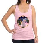 XmasMusic 3/Am Eskimo #3 Racerback Tank Top